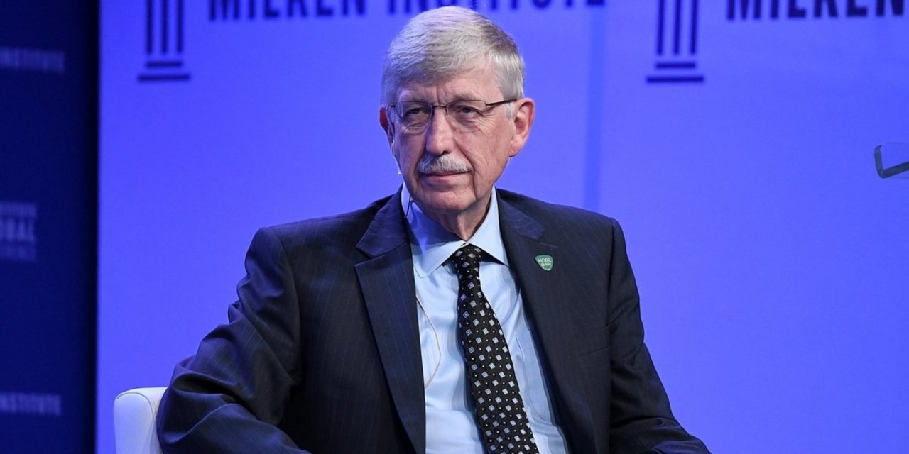 NIH chief announces he will no longer participate in all-male speaking panels