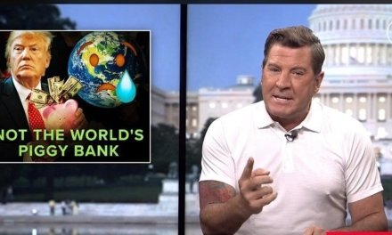 'America is not a charity': Eric Bolling applauds Trump's 'economy as a business' approach to foreign trade