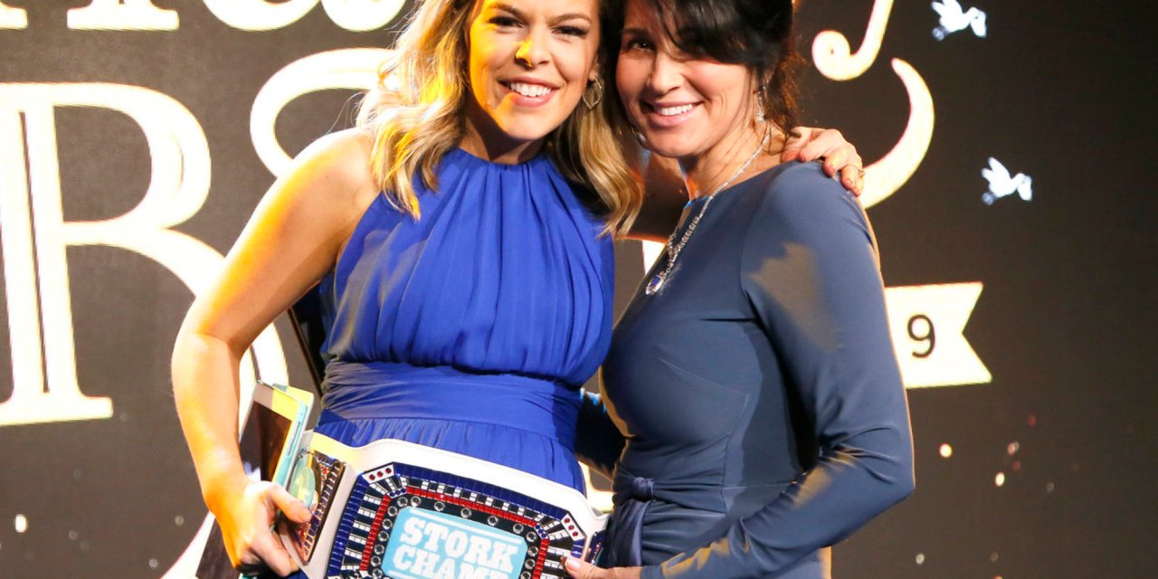 Pregnant conservative commentator Allie Stuckey sets up baby registry — to benefit a pregnancy center. The response has been wild.