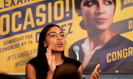 Billionaire conservative donors will now give to Democrats—to guard against progressive upstarts like AOC