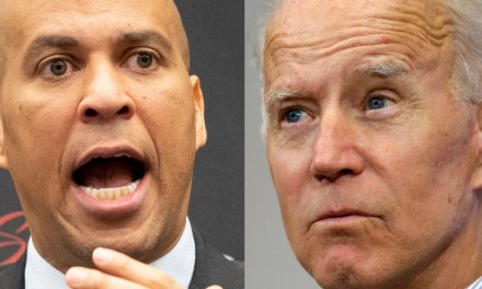 'Apologize for what? Cory should apologize!' — Joe Biden fires back at Booker over segregationist gaffe