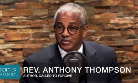 After his wife was murdered in the Charleston church massacre, Pastor Anthony Thompson famously forgave the killer. Now he's explaining why, and how it changed his life.