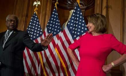 Black Democratic House leader accuses Nancy Pelosi and Steny Hoyer of 'tokenism'