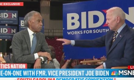 Biden compares Trump's election to high-profile assassinations of Martin Luther King, Robert Kennedy
