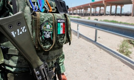 Breaking: Mexico deploys massive troop force to stop migrants from crossing the US border