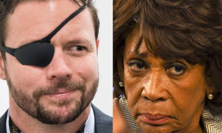 'This is a disgrace' — Dan Crenshaw slams Maxine Waters in scathing rebuke over Iran