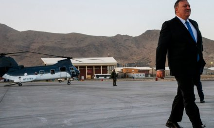 Pompeo announces that the US is 'prepared' to withdraw from Afghanistan, but declines to give timetable