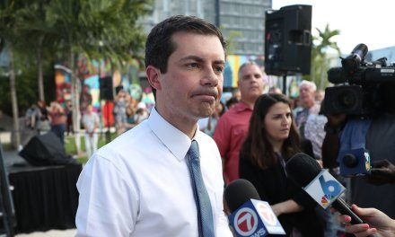 Pete Buttigieg can't name a single living Republican he respects