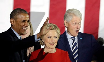 Pinkerton: 2020 Dems Move Further Left Than Obama and the Clintons