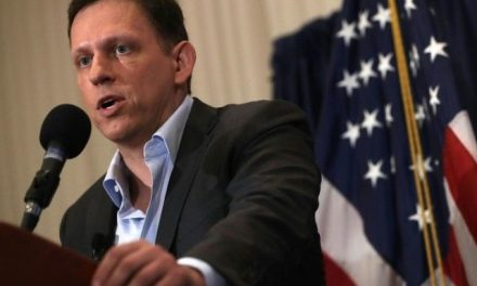 Peter Thiel: FBI, CIA Must Investigate 'Treasonous' Google | Breitbart