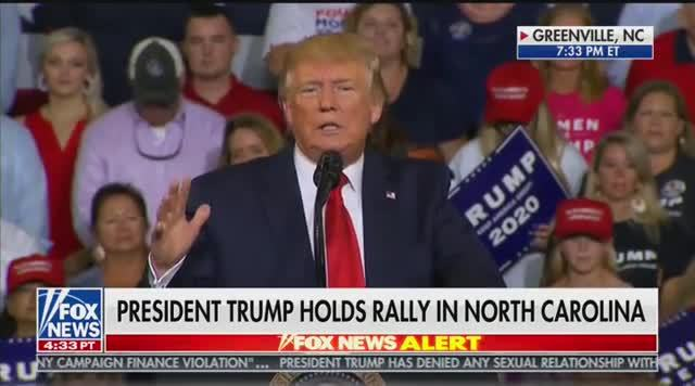 Trump: 'If We Didn't Have All of the Bullsh*t,' We'd Be Much Further Along