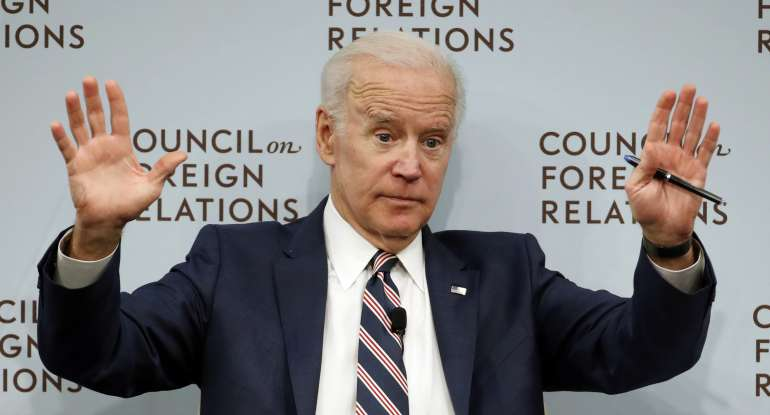 On the Eve of the Debates, the Long Knives Come Out for Joe Biden