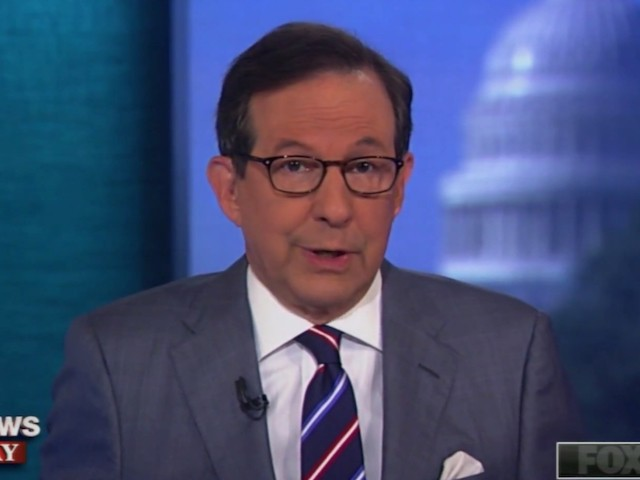 FNC's Chris Wallace: There Is 'No Question' Trump Is 'Stoking Racial Divisions' | Breitbart
