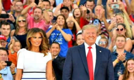 Poll: Trump Hits 50 Percent Approval Rating After Independence Day