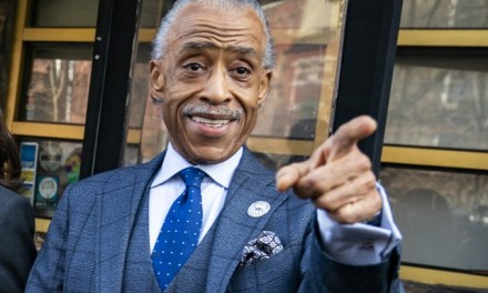 Sharpton: Trump's 'Blatantly Racist Campaign' Would Make George Wallace Blush   Breitbart