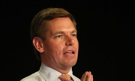 Eric Swalwell Condemns Antifa Attack on Journalist Andy Ngo