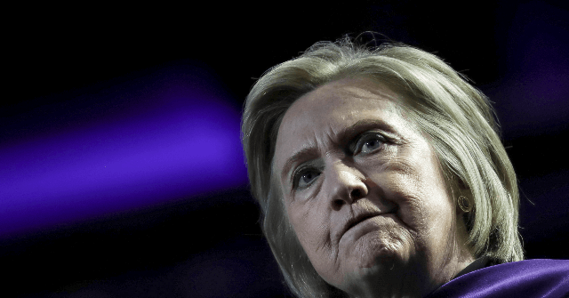 Hillary: Trump Uses 'Fear and Bigotry' to Conduct ICE Raids | Breitbart