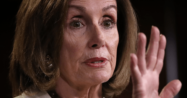 Pelosi: Next Step on Impeachment Involves Investigating Trump's Finances | Breitbart