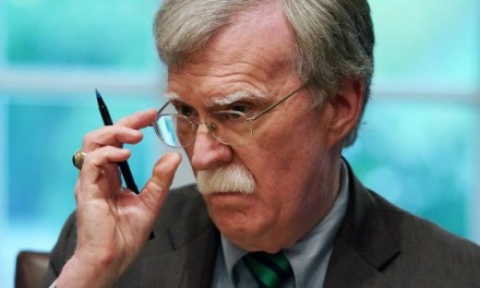 Exclusive — John Bolton to Breitbart: U.S. May Cancel Iran's Remaining Sanctions Waivers | Breitbart