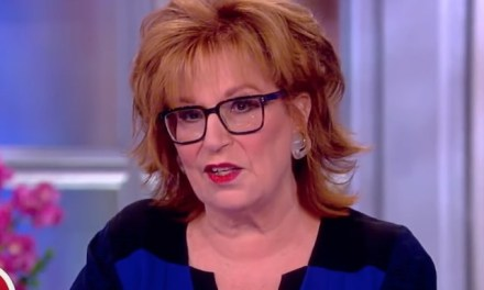 Joy Behar: Will GOP Stand Up to Trump's Racism When 'David Duke Is Part of the Cabinet?'   Breitbart