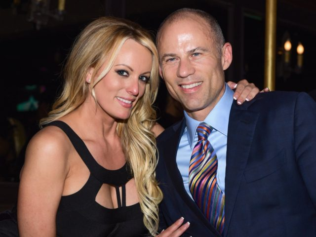 Feds End Campaign Finance Investigation into Trump 'Hush Money' to Stormy Daniels | Breitbart
