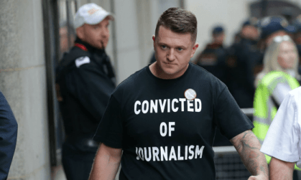Tommy Robinson Sentenced to Nine Months in Prison