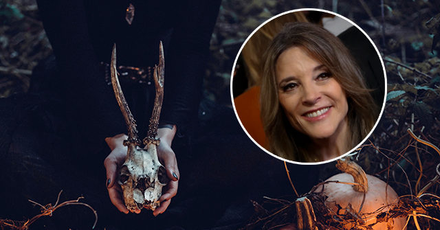 'Witches' for Marianne Williamson Launch 'Occult Task Force'