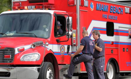 Florida law now allows trained paramedics to carry firearms on dangerous calls