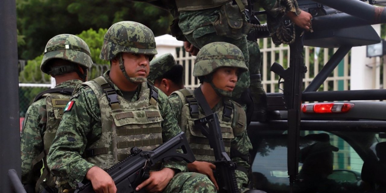 Mexican president says he wants to 'get rid of' his country's army