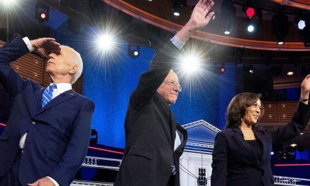 Dramatic CNN poll shakes up the Democratic primary race, with bad news for Joe Biden