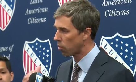 Beto boldly vows not to prosecute people for 'being a human being' if he is elected President