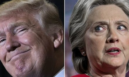 Hillary Clinton takes pot shot at President Trump over controversial tweets