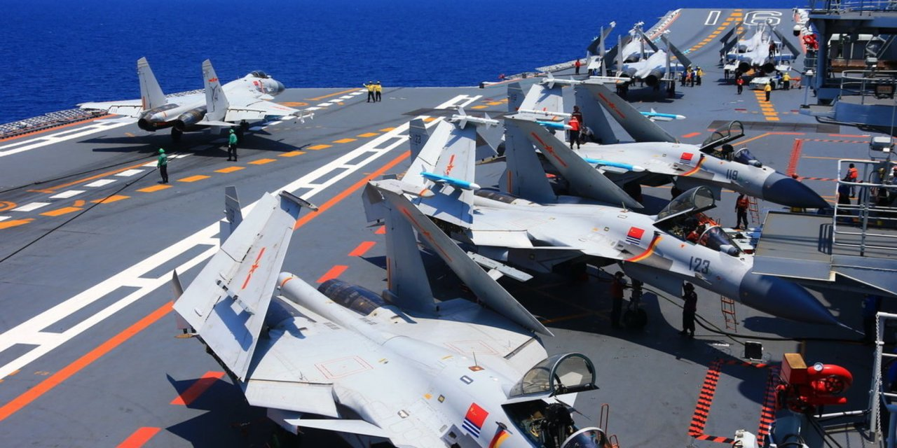 China holds military drills near Taiwan, threatens sanctions for US companies