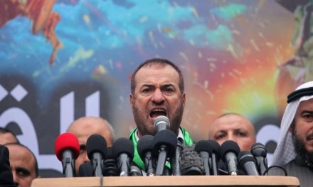 Senior Hamas leader calls for 'slaughter' of 'every Jew on the globe'