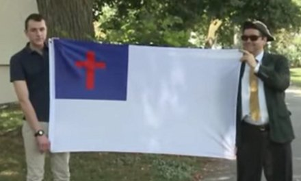Group sues Boston for refusing to allow Christian flag raising despite allowing hundreds of others