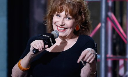 Joy Behar wants to know why President Trump hasn't been 'brought up on charges of hate speech'