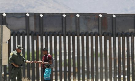 Prominent liberal think tank warns Democrats that open borders messaging only helps Trump