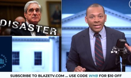 Why is Mueller so confused?