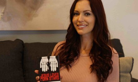 Ex-porn star has spent years ministering to others in the adult film industry, now she's going to lead XXXChurch