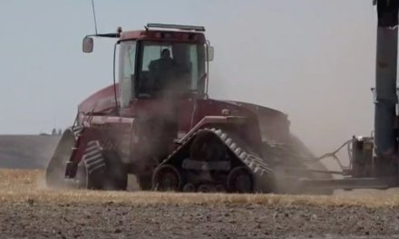 Small Washington farming community comes together to help fellow farmer with stage 4 cancer bring in his harvest