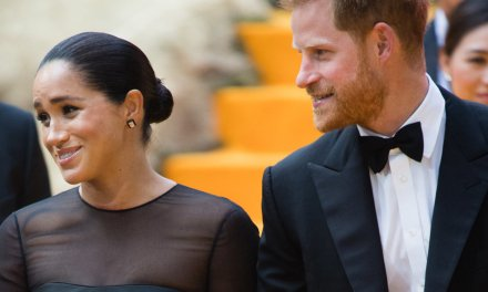 Prince Harry says he and Meghan Markle will have just two children — to help combat climate change, of course