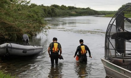 Border Patrol searches for 2-year-old girl swept away in Rio Grande river during illegal crossing