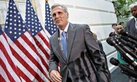 Kevin McCarthy Raises Record-Breaking $33.7 Million for House GOP