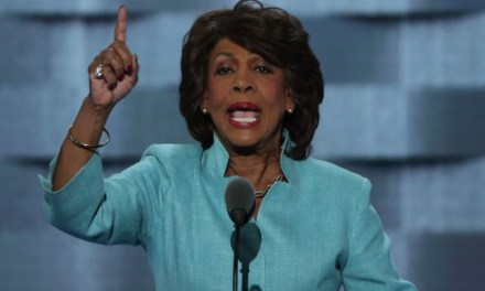Waters: Trump Has 'Gotten Worse' Because He 'Came to the Conclusion' We Wouldn't Impeach | Breitbart