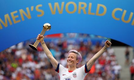 Watch live: USWNT gets New York ticker tape parade after World Cup win
