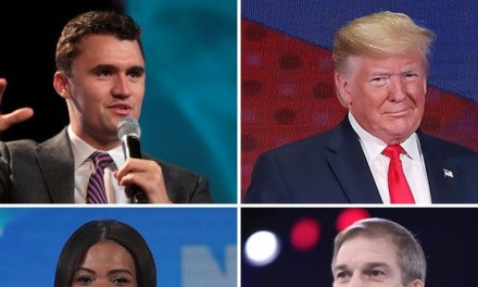 Watch Live: Trump Joins Turning Point USA's Teen Student Action Summit