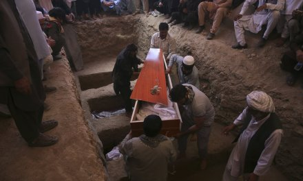 Islamic State claims bombing at Kabul wedding that killed 63