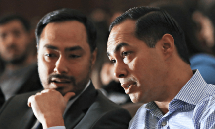 Joaquin Castro Shares Names of Trump Donors in His Own District