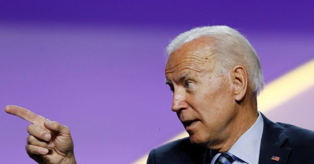 Latino Groups Skewer Joe Biden for Telling Illegal Migrants to 'Get in Line'