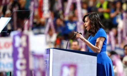 Blue State Blues: Michelle Obama Cannot Save the Democrats | Breitbart